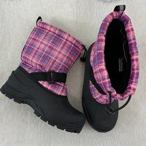 Northside | Plaid Thermalite Boots